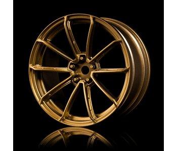 MST GTR Wheel (4) / Gold