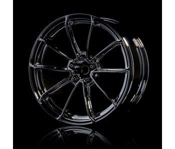 MST GTR Wheel (4) / Flat Black