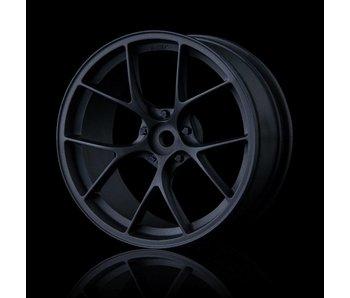 MST RID Wheel (4) / Flat Black