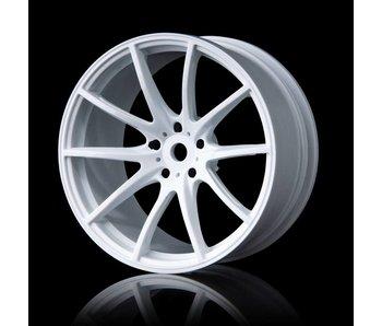 MST G25 Wheel (4) / White