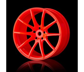 MST G25 Wheel (4) / Orange
