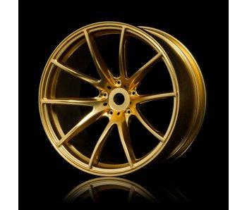 MST G25 Wheel (4) / Gold