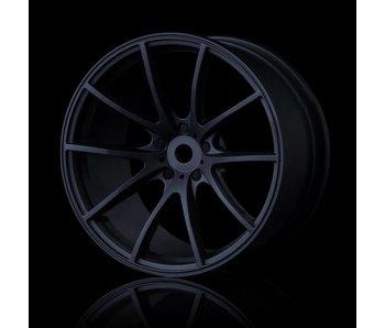 MST G25 Wheel (4) / Flat Black