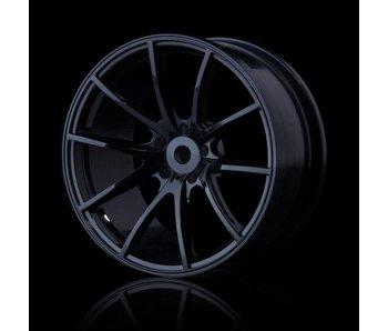 MST G25 Wheel (4) / Black