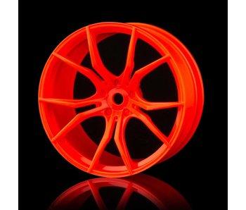 MST FX Wheel (4) / Orange