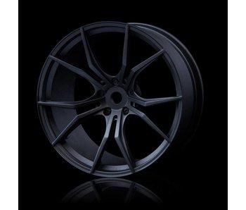 MST FX Wheel (4) / Flat Black