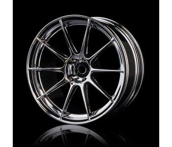 MST 5H Wheel (4) / Silver
