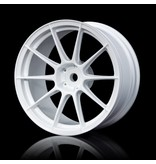 MST 5H Wheel (4pcs) / Color: White