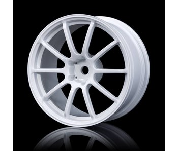 MST RS II Wheel (4) / White
