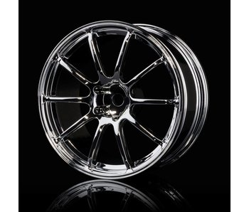 MST RS II Wheel (4) / Silver