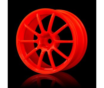 MST RS II Wheel (4) / Orange