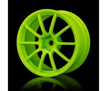 MST RS II Wheel (4) / Green