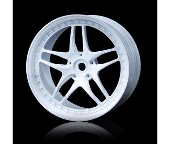 MST FB Wheel (4) / White