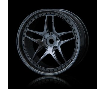 MST FB Wheel (4) / Grey
