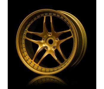 MST FB Wheel (4) / Gold