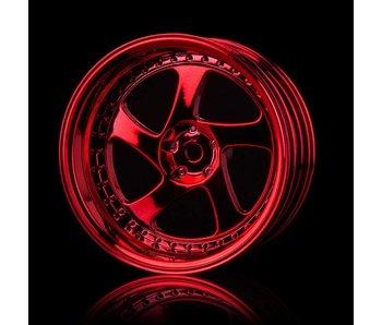 MST TMB Wheel (4) / Red