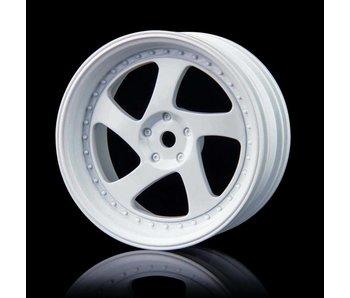 MST TMB Wheel (4) / White