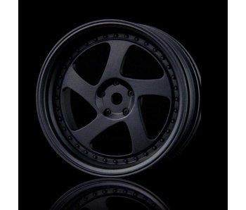 MST TMB Wheel (4) / Flat Black