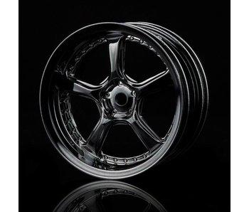 MST Kairos Wheel (4) / Silver Black