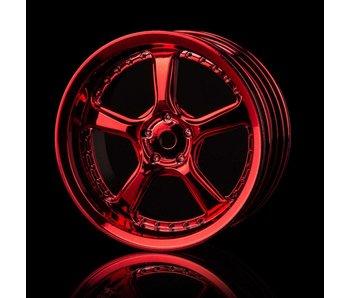MST Kairos Wheel (4) / Red