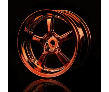 MST Kairos Wheel (4) / Copper