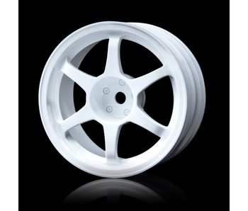 MST Type-C Wheel (4) / White