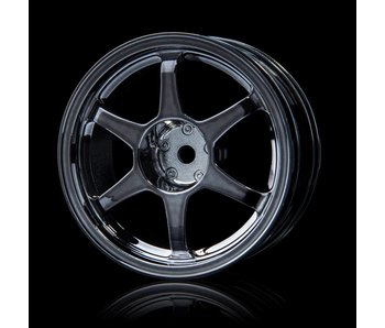 MST Type-C Wheel (4) / Silver Black