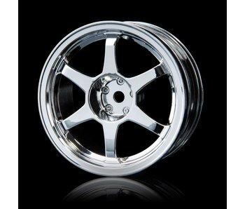 MST Type-C Wheel (4) / Silver