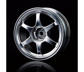 MST Type-C Wheel (4) / Flat Silver