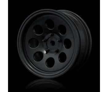 MST 58H Wheel (4) / Flat Black