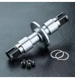 MST Aluminium One-Way Unit / Color: Silver