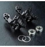 MST Aluminium Upright (2pcs) / Color: Black