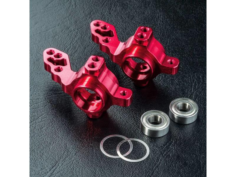 MST Aluminium Upright (2pcs) / Color: Red
