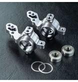 MST Aluminium Upright (2pcs) / Color: Silver