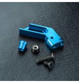 MST Aluminium Belt Stabilizer Mount / Color: Blue