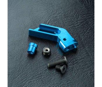 MST Alum. Belt Stabilizer Mount / Blue