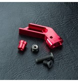 MST Aluminium Belt Stabilizer Mount / Color: Red