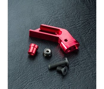 MST Alum. Belt Stabilizer Mount / Red