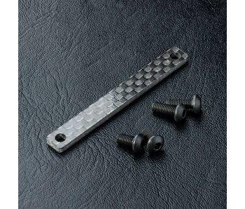 MST MS&FS Carbon Bulkhead Brace 2.0mm