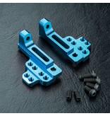MST Aluminium Upper Bulkhead Right & Left / Color: Blue