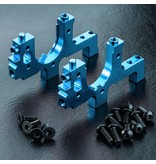 MST Aluminium Bulkhead Right & Left / Color: Blue