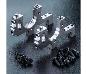 MST Alum. Bulkhead R&L / Silver