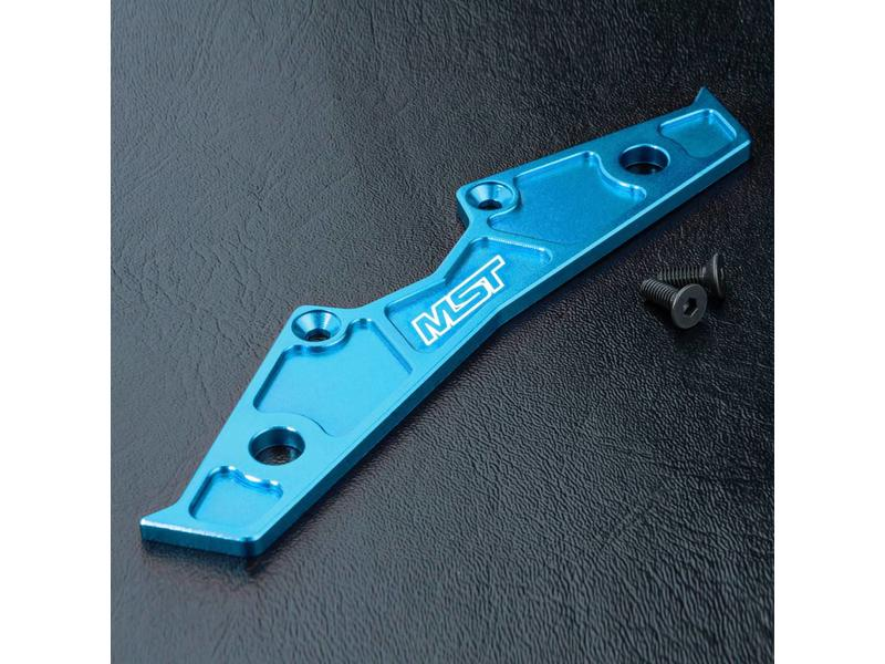 MST Aluminium Bumper Support / Color: Blue