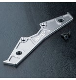 MST Aluminium Bumper Support / Color: Silver