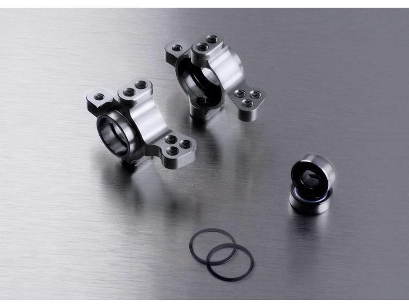 MST Aluminium Front Upright (2pcs) / Color: Silver
