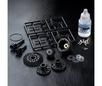 MST XXX Reinforced Bevel Diff. Assembly