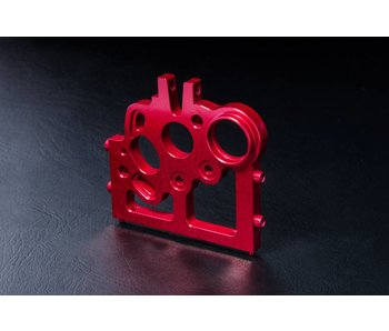 MST FXX Alum. Reducer Mount / Red