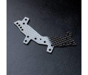 MST XXX PRO HT Carbon Rear Damper Stay 2.5mm