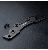 MST Aluminium Bumper Support - Large / Color: Black