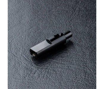 MST FSX Alum. Drive Gear Shaft / Black